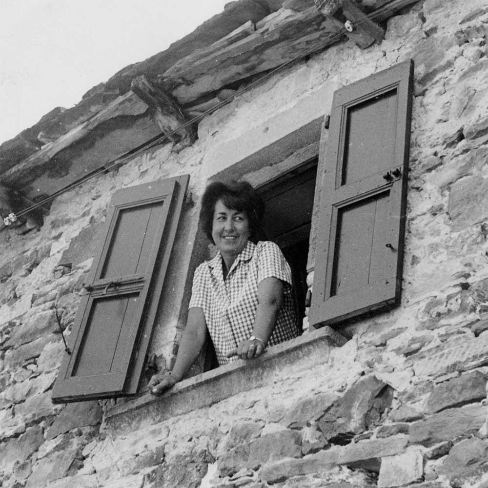 Ninetta, l'esposa del poeta